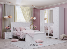 Спальня «Адель» комплектация 1