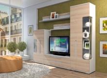 «Дали» Шкаф комбинированный НМ 013.52-01