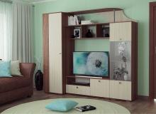 «Камелия» Шкаф комбинированный НМ 013.55