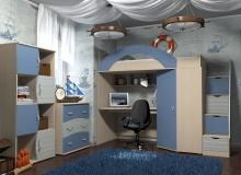 Набор мебели «Модерн» комплектация 1 ЛДСП Лаванда