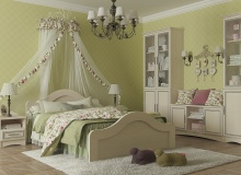 Набор мебели «Прованс Шери» комплектация 1