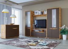 Набор мебели «Монэ» Фасад Шоколадный  комп 1