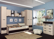 Набор мебели «Рико» ЛДСП Дуб тортона комплектация 1
