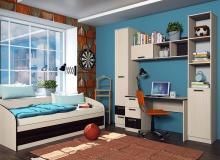 Набор мебели «Рико» ЛДСП Дуб тортона комплектация 2
