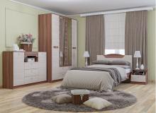 Спальня «Рива» комплектация 1