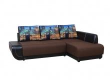 Угловой диван « Турин» (2Т-1ПФ)