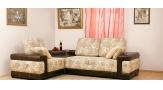 Угловой диван «Ницца» 2 (1Я-У-2Т)